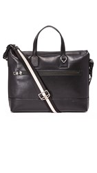 Bally Tammi Briefcase Black