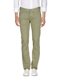 Care Label Jeans Military Green