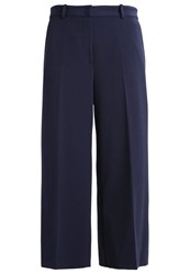 Pinko Trousers Dark Blue