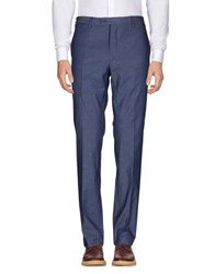 Angelo Nardelli Casual Pants Blue
