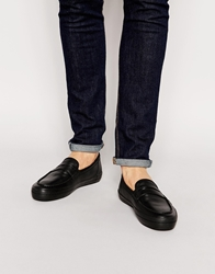 Fred Perry Whitmore Loafers Black