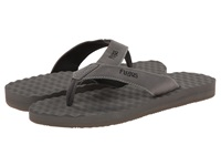 Flojos Xander Charcoal Men's Sandals Gray