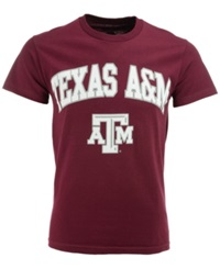 Vf Licensed Sports Group Men's Texas A And M Aggies Midsize T Shirt Maroon