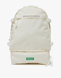 Undercover Backpack White