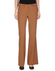 Hanita Casual Pants Brown