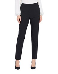 Ellen Tracy Tapered Trousers Black