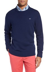 Vineyard Vines Men's 'Whale' Classic Fit Cotton Crewneck Sweater
