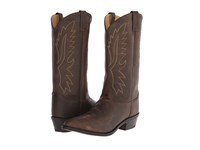 Old West Boots Ow2051 Apache Cowboy Brown