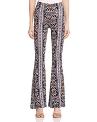 Ppla Wilde Bell Bottom Pants Multi