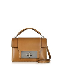 Marc Jacobs Soft Leather Mischief Handbag Tan