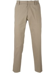 Antonio Marras Slim Fit Chinos Nude Neutrals