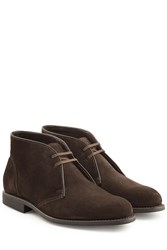Ludwig Reiter Suede Desert Boots