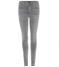 Citizens Of Humanity Rocket High Rise Skinny Jeans Grey