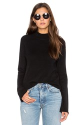 27 Miles Malibu Athens Bell Sleeve Sweater Black