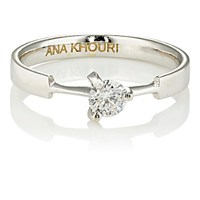 Ana Khouri Women's Timeless Ring Gold