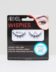Ardell Lashes Wispies Clusters 600 Wclusters 600 Black