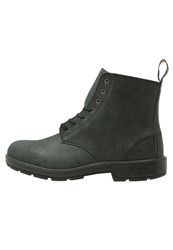 Blundstone Laceup Boots Black