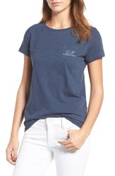 Vineyard Vines Women's Pocket Tee