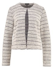 More And More Cardigan Cloudy Grey Multi