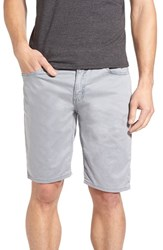 Original Paperbacks Men's 'Los Feliz' Shorts Lite Grey