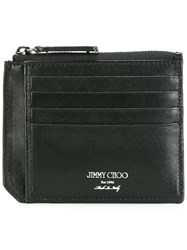 Jimmy Choo Colby Tia Card Holder Black