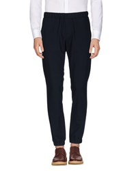 Frankie Morello Trousers Casual Trousers Dark Blue