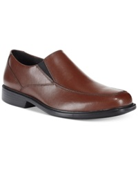 Bostonian Kopper Rine Loafers Men's Shoes Brown Leather