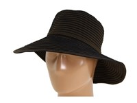 San Diego Hat Company Rbm4752 Crushable Floppy Sun Hat Black Knit Hats