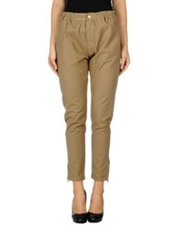 0051 Insight Casual Pants Khaki