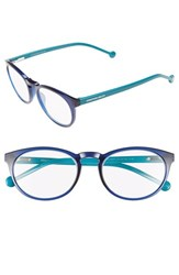 Women's Jonathan Adler '803' 51Mm Reading Glasses Navy