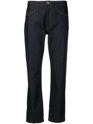 Sofie D'hoore Straight Cut Jeans Blue