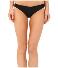 Mikoh Swimwear Zuma Full Coverage Bottom Night Women's Swimwear Black