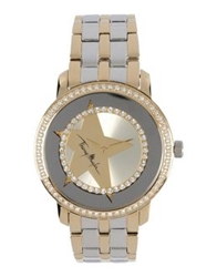 Thierry Mugler Wrist Watches Gold