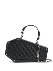 Moschino Quilted Coffin Shaped Bag 60