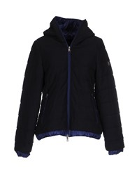 Capobianco Coats And Jackets Jackets Women Dark Blue