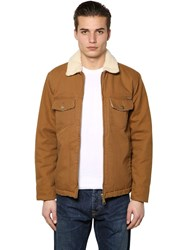 Carhartt Miles Cotton Canvas Jacket
