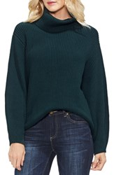 Vince Camuto Slouchy Turtleneck Sweater Hunter