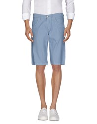 Take Two Bermudas Sky Blue