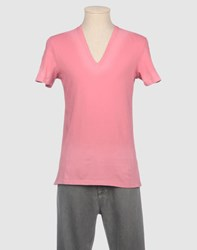 Closed Topwear Short Sleeve T Shirts Men