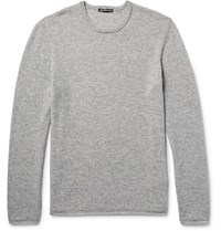 James Perse Cashmere Sweater Gray