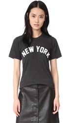 Private Party New York Tee Black