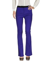 1 One Casual Pants Purple