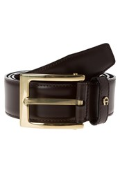 Aigner Belt Brown Cognac