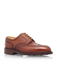 Crockett Jones Crockett And Jones Pembroke Derby Shoe Male Brown
