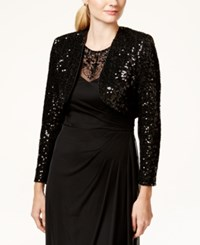 R And M Richards Sequin Bolero