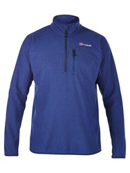 Berghaus Stainton Half Zip Men's Fleece Blue