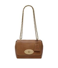 Mulberry Small Lily Natural Leather Bag Oak