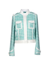Fay Blazers Turquoise