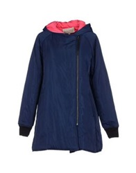 Paul And Joe Sister Coats Dark Blue