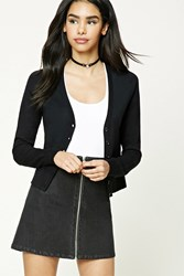 Forever 21 Button Front V Neck Cardigan